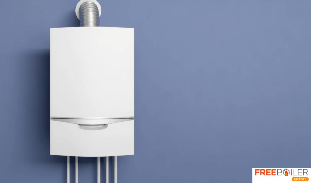 free boiler grant image