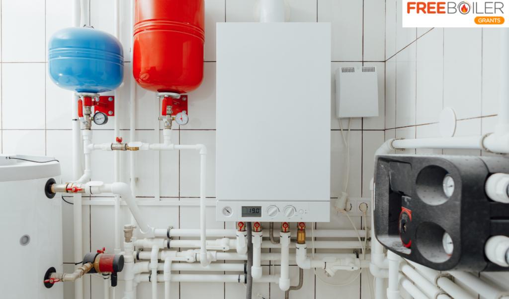 free boiler grants images